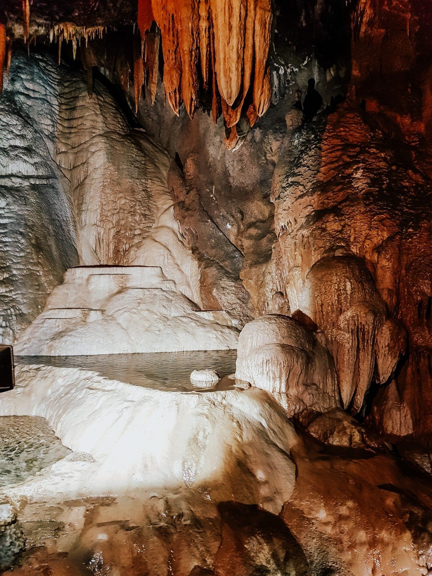 grotta di du mannau in italy, sardinia