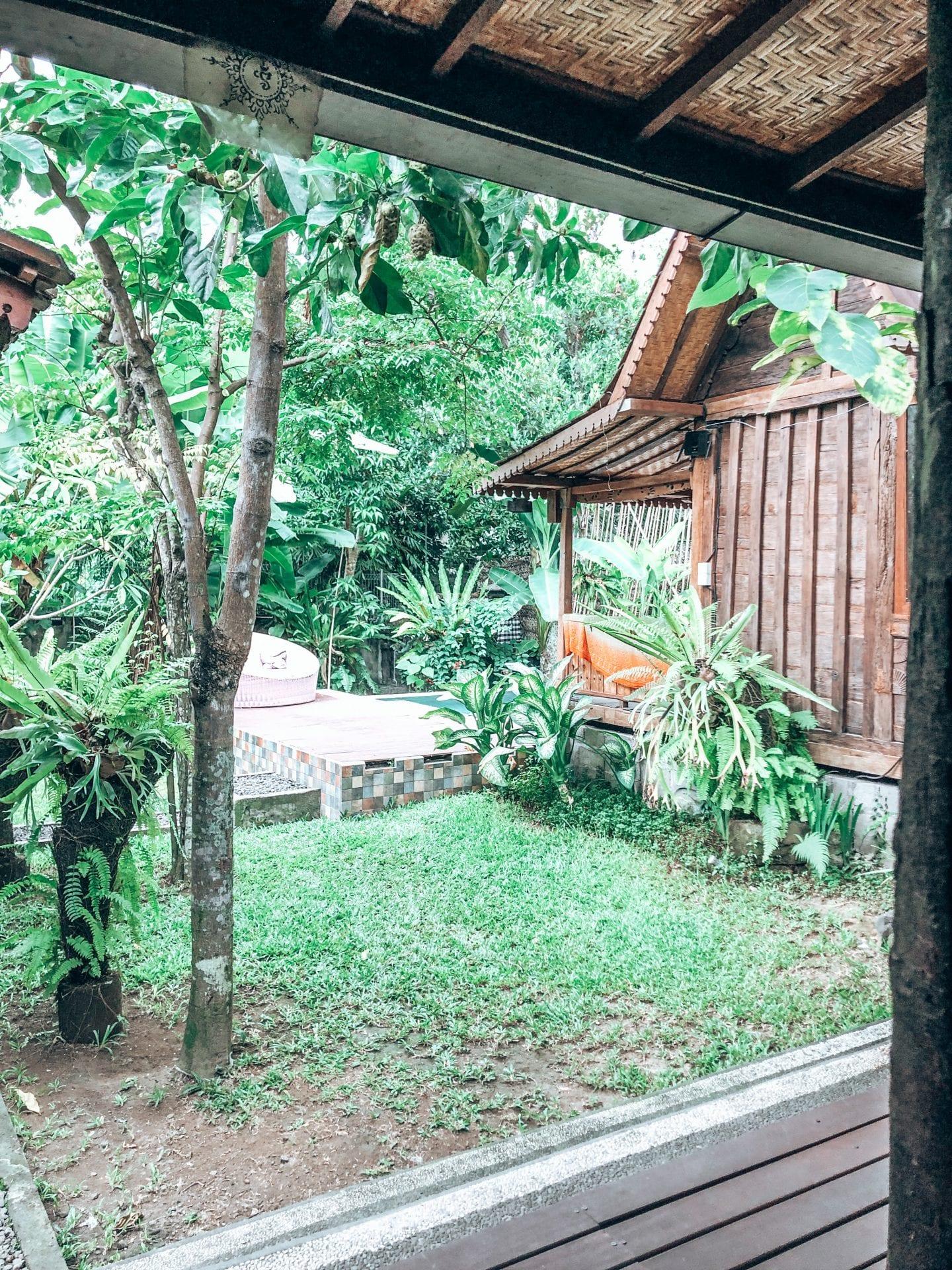 balinese backyard